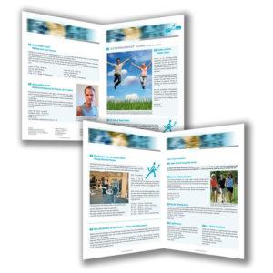 Fitnews Mitglieder-Zeitung, Magazin, Newsletter Fitness-Stidio