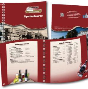 Restaurant Gastronomie Hotel - Speisekarten