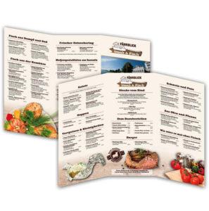 Restaurant Gastronomie Hotel - Steakhouse Speisekarten